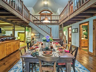 NEW-Event Friendly Farmhouse, 3 Ski Areas nearby