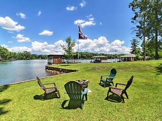 Irish Rover' Lake Home w/ Yard Bar & Dock!