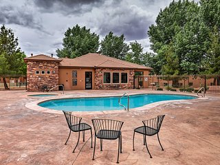 NEW! Lovely Kanab Condo in Dwtn, 30 mi to Zion NP!