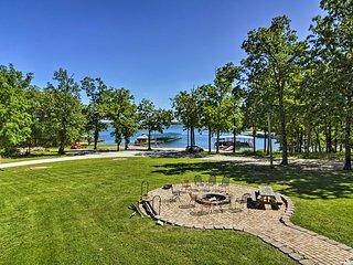 NEW! Branson Area Resort Condo on Table Rock Lake!