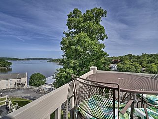 Condo on Pogue Hollow Cove w/Shared Amenities