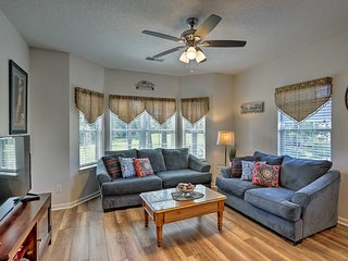 Myrtle Beach Condo on Legends Golf Course w/ Pool!