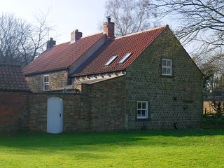 Brook House Cottage near Harrogate and Yorkshire dales