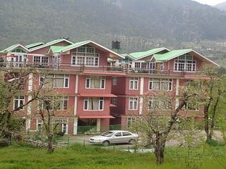 Decent Cottages in Manali