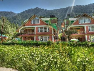 Ambience Cottages in Manali