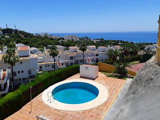 ☀Riviera del Sol - Pool with sea views