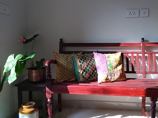 Strings of heritage holiday home - A laid back and serene Mangalorean home