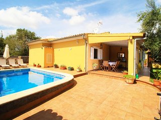 Strandnahe Villa Antonia in der Cala Mondrago bei Santanyi Sudosten Mallorca