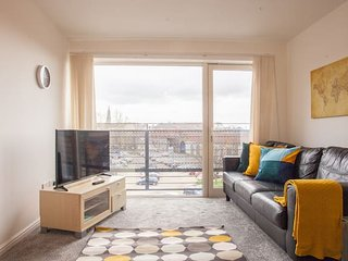 Modern 2 Bedroom Apartment in the Heart of Glasgow