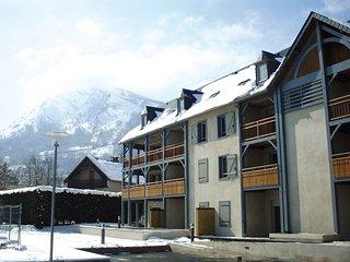 Appartement Duplex à 500m de la télécabine et des thermes | Casiers à ski