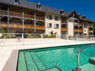 Grand Appartement Duplex | Acces Sauna, Telecabine + centre!