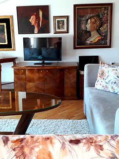 Stylish apartment in Ohrid