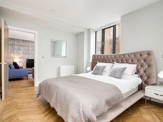 Birmingham Stylish Apartment Sleeps 6!!