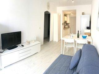 CN13- Precioso apartamento con 2 dormitorios a solo 200 mts de la playa