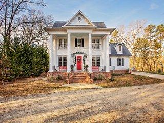 The Bullington Manor - A Mystical Southern Estate