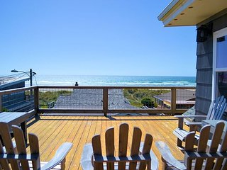 HALLIE~MCA 314~Across the street from the beach, spectacular ocean views