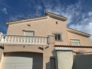 0114A - Villa 5 chambres Cap d'Antibes