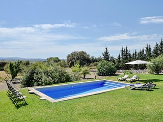 RUSTIC Villa Aubons situated in a pure NATURE with private POOL & GARDEN