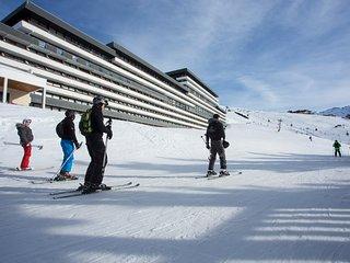 Appartement pour 6 pers Dans un des plus Grands Domaines Skiables Au Monde