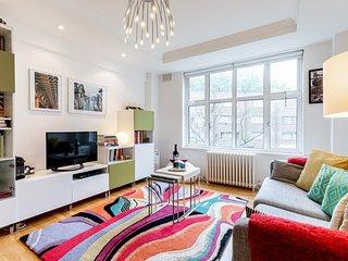 Contemporary Edgware Road Apartment - CPT