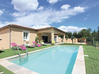 Nice home in Monteux w/ Outdoor swimming pool, Outdoor swimming pool and 3 Bedro