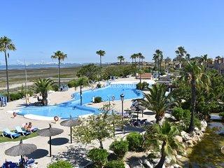 Apartamento 2 plantas en Bahía de Cádiz a 10 min de playa.Vistas a bahía