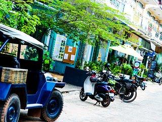 Hip livin #1 - Kandal Village, Siem Reap city center