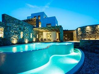 Amalthia Suite, private pool and hot tub spa