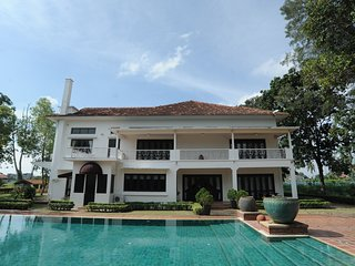 Colonial Mansion Melaka, Private Pool
