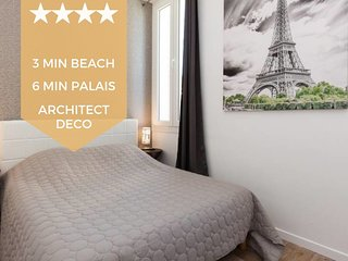 KIKILOUE ☆ Dead-center of Cannes - 3 min. walk to the beaches ☆
