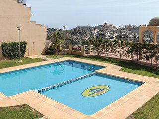 Awesome apartment in Aguilas w/ Outdoor swimming pool, Outdoor swimming pool an