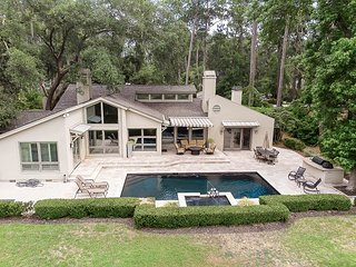 75 Baynard Cove - Luxurious modern 4 Bedroom Sea Pines home with private pool