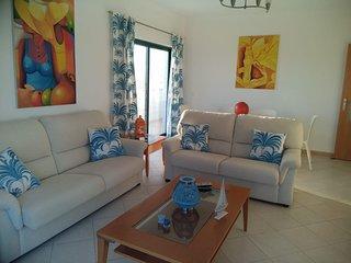 Splendorous Sea View T1 Alvor Apartment