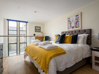 The Sanctuary is an elegant property laid out over two floors.
