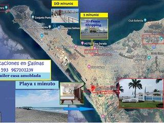 Salinas Vía Punta Carnero