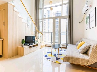 white salt island Romantic and simple life hotel apartment