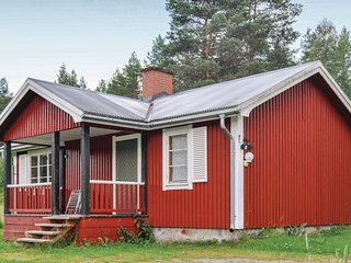 Nice home in Sysslebäck w/ WiFi and 2 Bedrooms