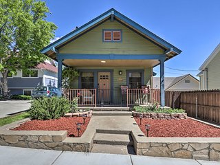 NEW! Prescott Home 3 Blocks from Courthouse Plaza!