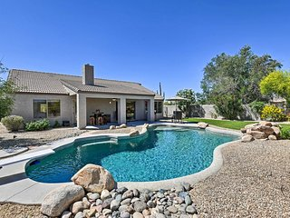 Cave Creek Modern Home with Patio, Grill & Pool!