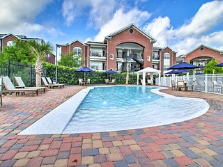 NEW! Resort Gulf Shores Condo with Golf & Pool!