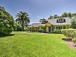 NEW! Sonoma Country House w/ Gardens, Pool & Spa!