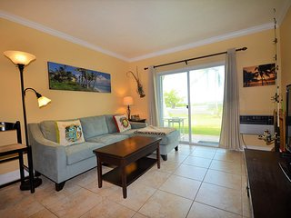 Blue Fin Villa, a charming, tropically inspired condo in beautiful Duck Key