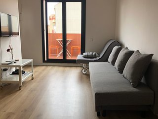 Amazing 1 bed flat close to Parc Güell