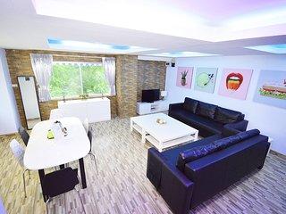 Fabolous Family Friendly 2 Bedroom City Apartment!