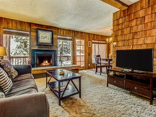 Dog-friendly ski condo near slopes & Utah parks! Ski lift right across street!