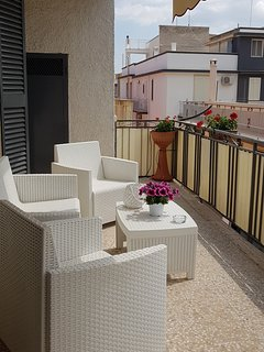 Balcone - Area Relax