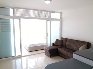 North Cyprus-Famagusta Center 1+1 Apartment / Be my guest!
