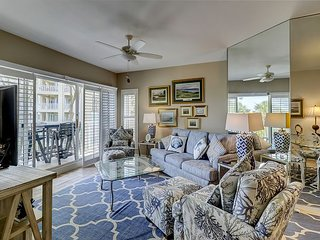 215 Barrington - 2nd floor OCEANFRONT villa in Palmetto Dunes!