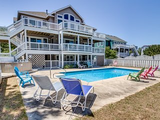 Duck Tales | 2400 ft from the beach | Private Pool, Hot Tub | Duck