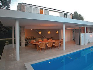 Stunning home in Potocnica w/ Outdoor swimming pool, Outdoor swimming pool and 3